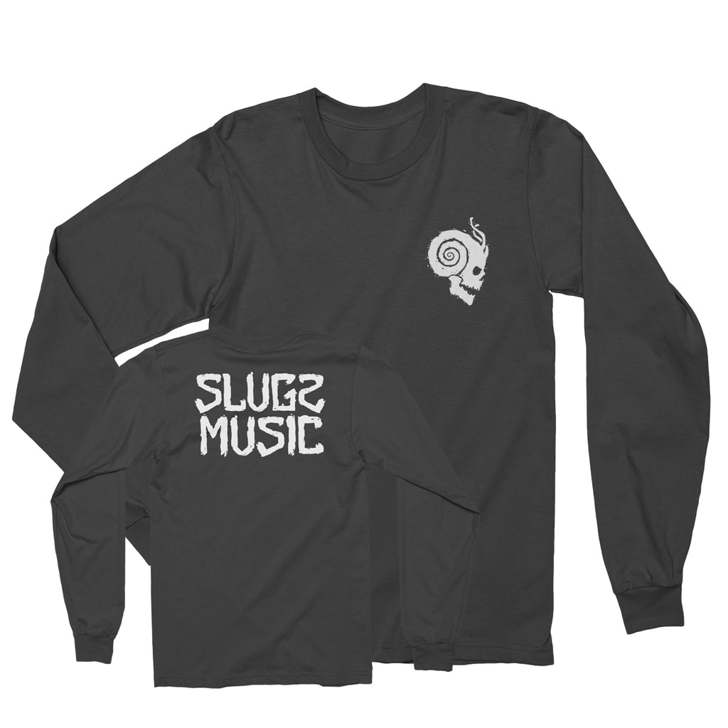SNAILS - Slugz Music OG Big Skull Long Sleeve Tee
