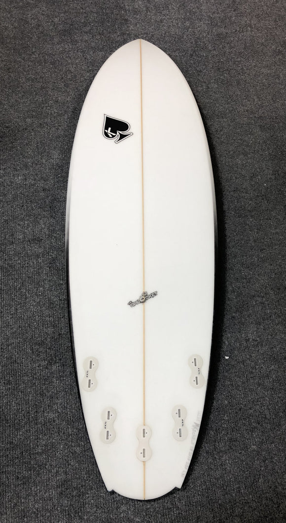 "Matt Kechele 5'8"" ""The Sprocket"" Surfboard"