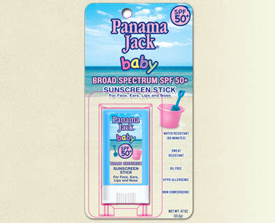 Panama Jack Sunscreen Lotion