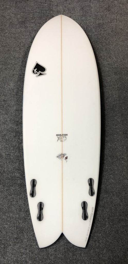 "Matt Kechele 5'11"" ""Mod Fish"" Surfboard"