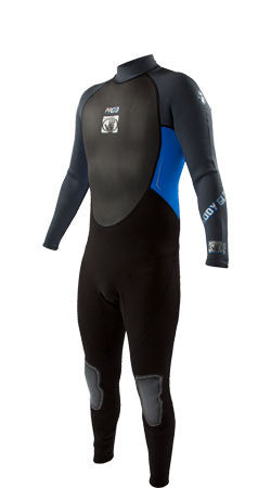 3/2 mm Men's Body Glove Pro 3 Fullsuit Wetsuit