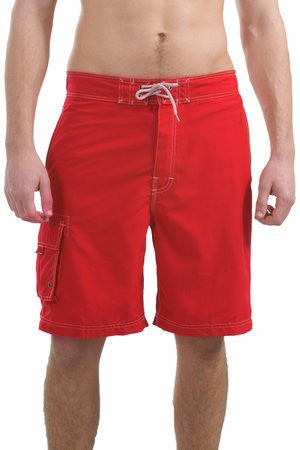 Mens Fitted Board shorts