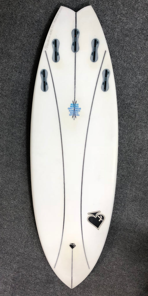"Matt Kechele 5'11"" ""Tech-Flex"" Epoxy Surfboard"