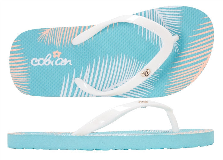 Cobian Kids' Girls Lil Coco Sandals Flip Flops