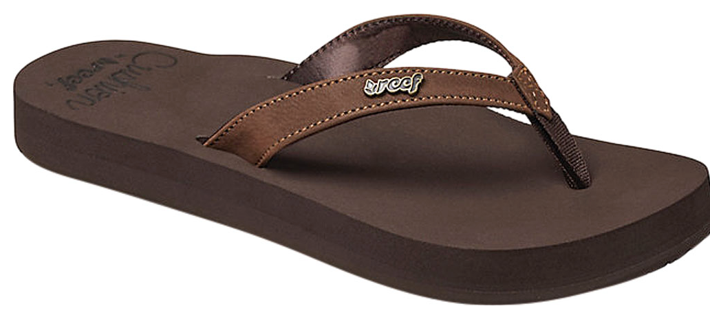 REEF Women's Cushion Luna Sandals Flip Flops