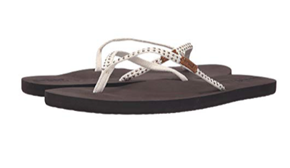 REEF Women's Slim Ginger Stud Sandals Flip Flops
