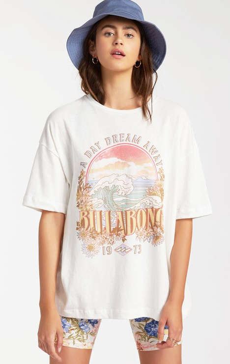 Billabong Women's Day Dream Away T-Shirt