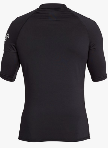 Quiksilver All time Short Sleeve Rashguard Youth