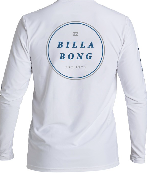 Billabong Rotor Loose Fit Long Sleeve Rashguard Mens'