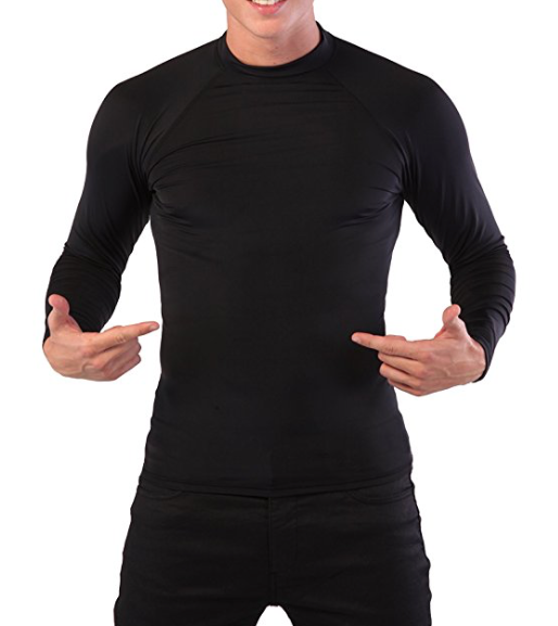 Men's Ingear Rash Guard Long Sleeve