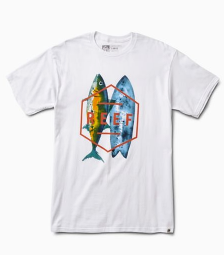 Men's REEF FUSION TEE T-Shirt