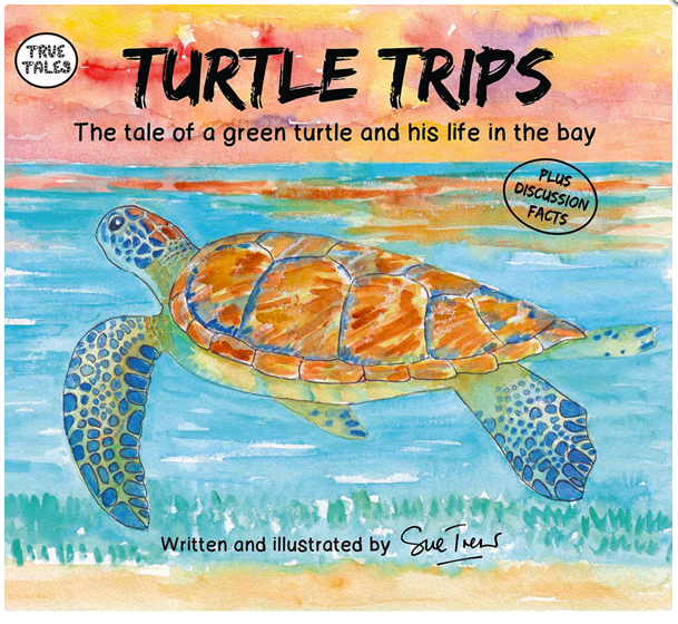 Ocean Animals Kids Books by Sue Trew