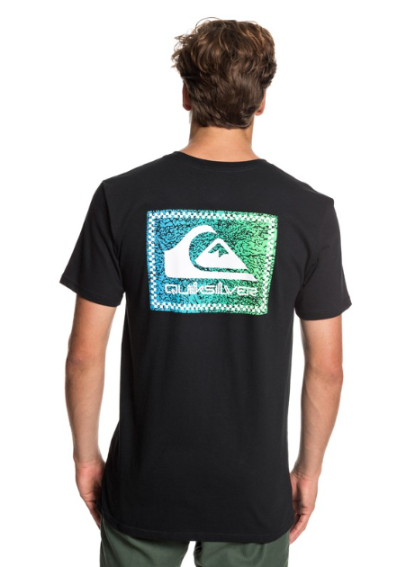 Quiksilver Men's Time Warp Tee T-Shirt