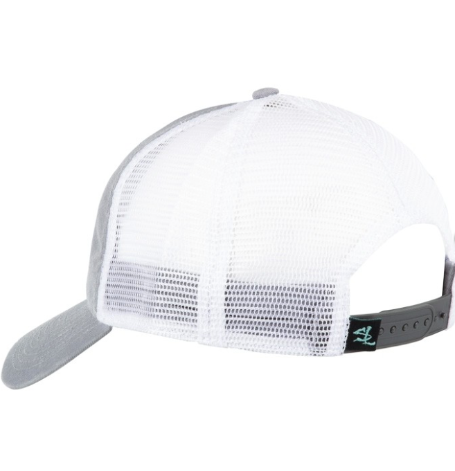 628ebbf2f05 Salt Life Men s Tuna Badge Hat Mesh Snapback One Size Fits Most ...