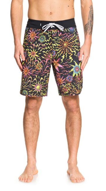 "Quiksilver Men's Highline Tripper 19"" Boardshorts SWIM SHORTS"