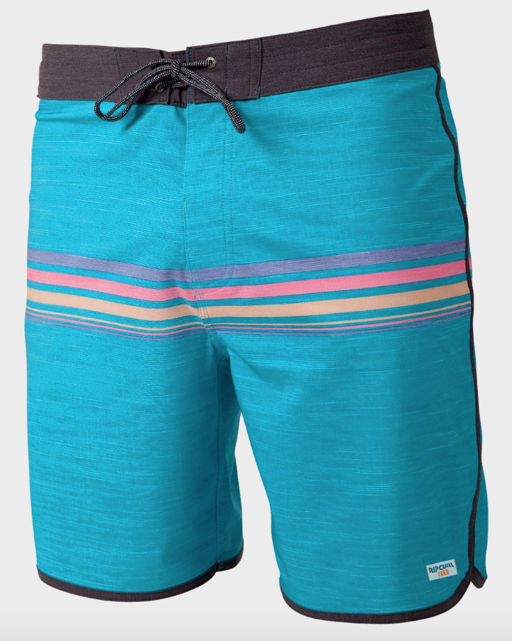 "Rip Curl Men's Mirage Sideline 19"" Boardshorts Swim Board Shorts"
