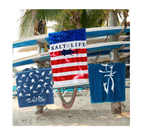 Salt Life Respect Towel