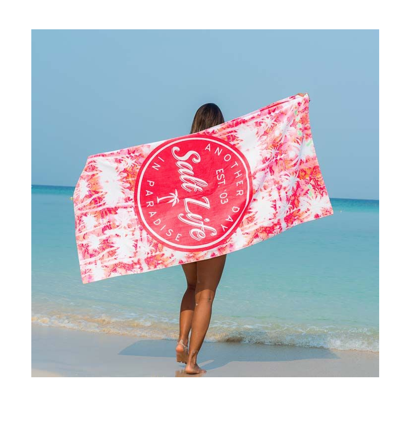 Salt Life Oasis Towel