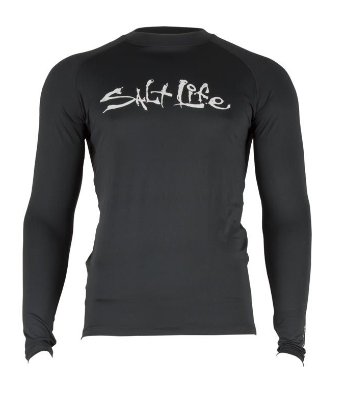 Salt Life Men's Daybreak Long Sleeve Sun Shirt Tee T-Shirt UPF50 Rashguard