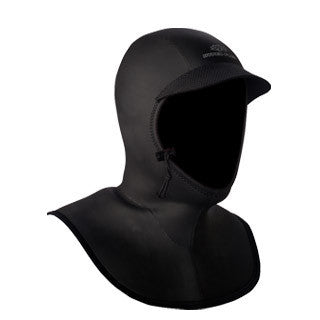 Hyperflex Cold Water Bibbed Hood