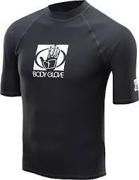 Youth Body Glove S/S Rashguards with UV Sun Protection