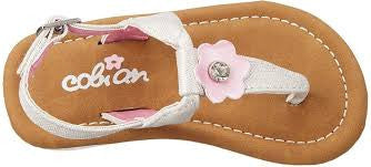 Kids' Girls Toddlers Cobian Lilah Sandals Flip Flops