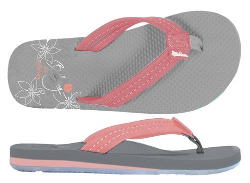 Kids Cobian Girls' Lil Bethany Bounce Sandals Flip Flops