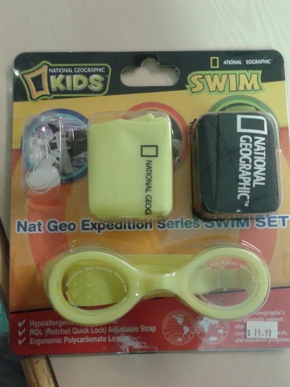 National Geographic Kids Expedition Series Swim Set