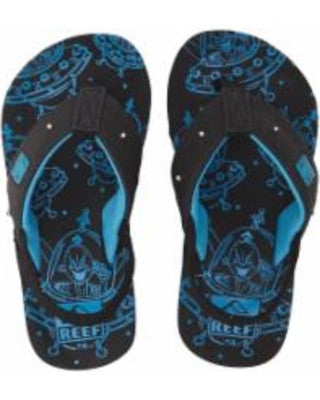 REEF Kids Boy's AHI Sandals Flip Flops