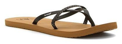 REEF Womens Bliss Wild Sandals Flip Flops