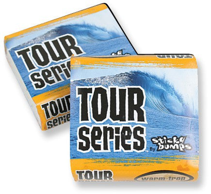 Sticky Bumps  Warm/Tropical Tour Series