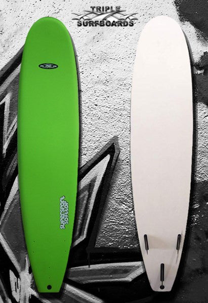 Triple X Soft Top Surfboards Surf Board