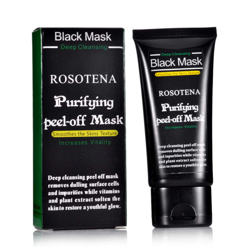 ULTIMATE DEEP CLEAN BLACKHEAD PEEL-OFF MASK - 50% OFF