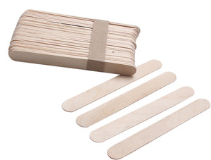 Waxing Spatulas - Thick - Bag of 20