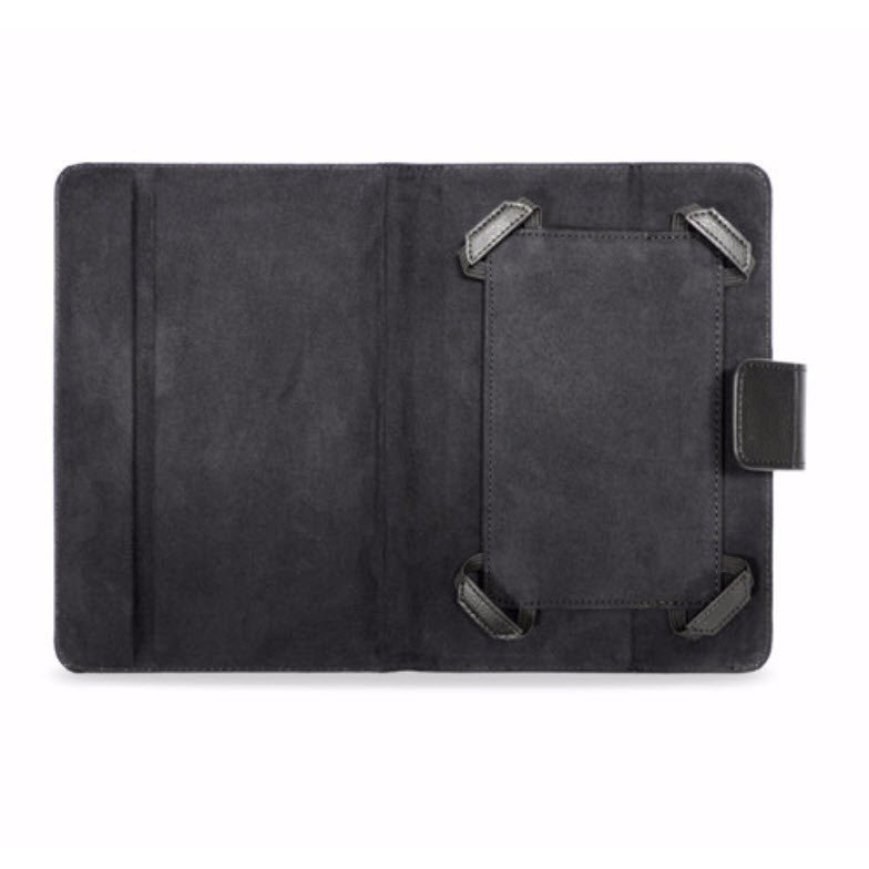 "Faux Leather Universal Flip Case for 7-8"" Tablets"