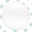 Glass Cutting Board Round 300 mm
