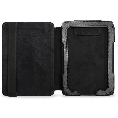 Faux Leather Kindle Flip Case