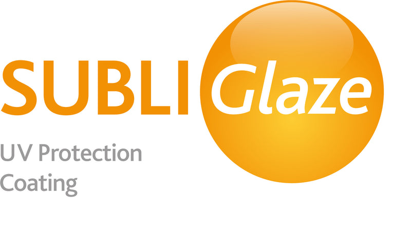 Subli Glaze UV Protection Coating For Sublimation & Digital Prints Industrial Pack Size