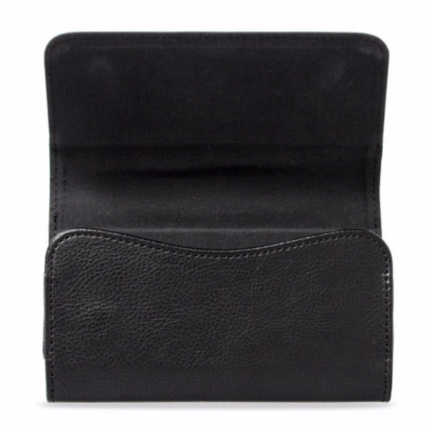 Faux Leather Sunglasses Case