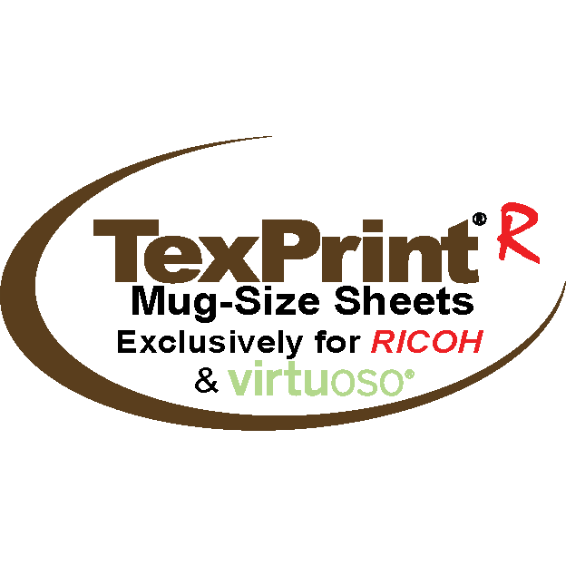 TexPrint-R High Release Paper For Mugs 1x110 sheets