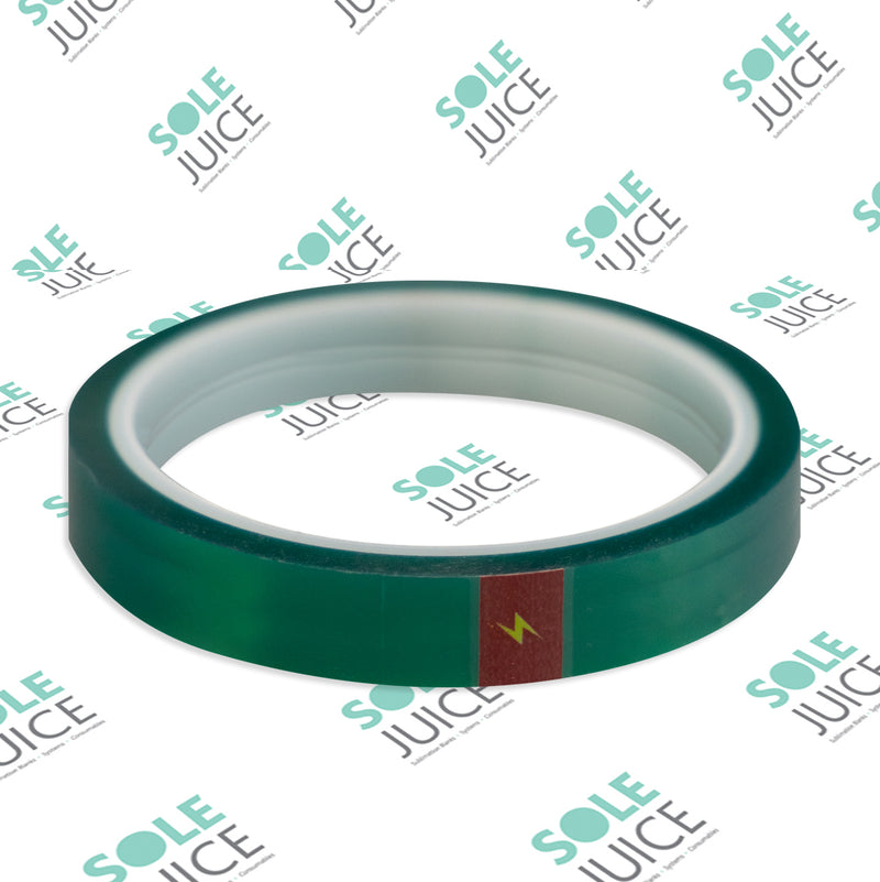 Green High Temperature Heat Proof Tape