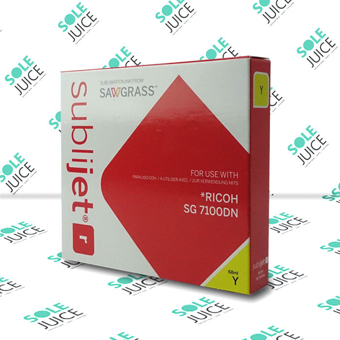 SubliJet-R Cartridges For Ricoh SG7100