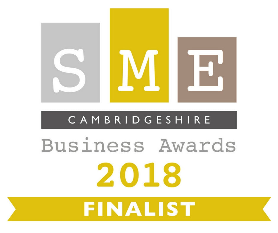Cambridge SME Awards Finalist