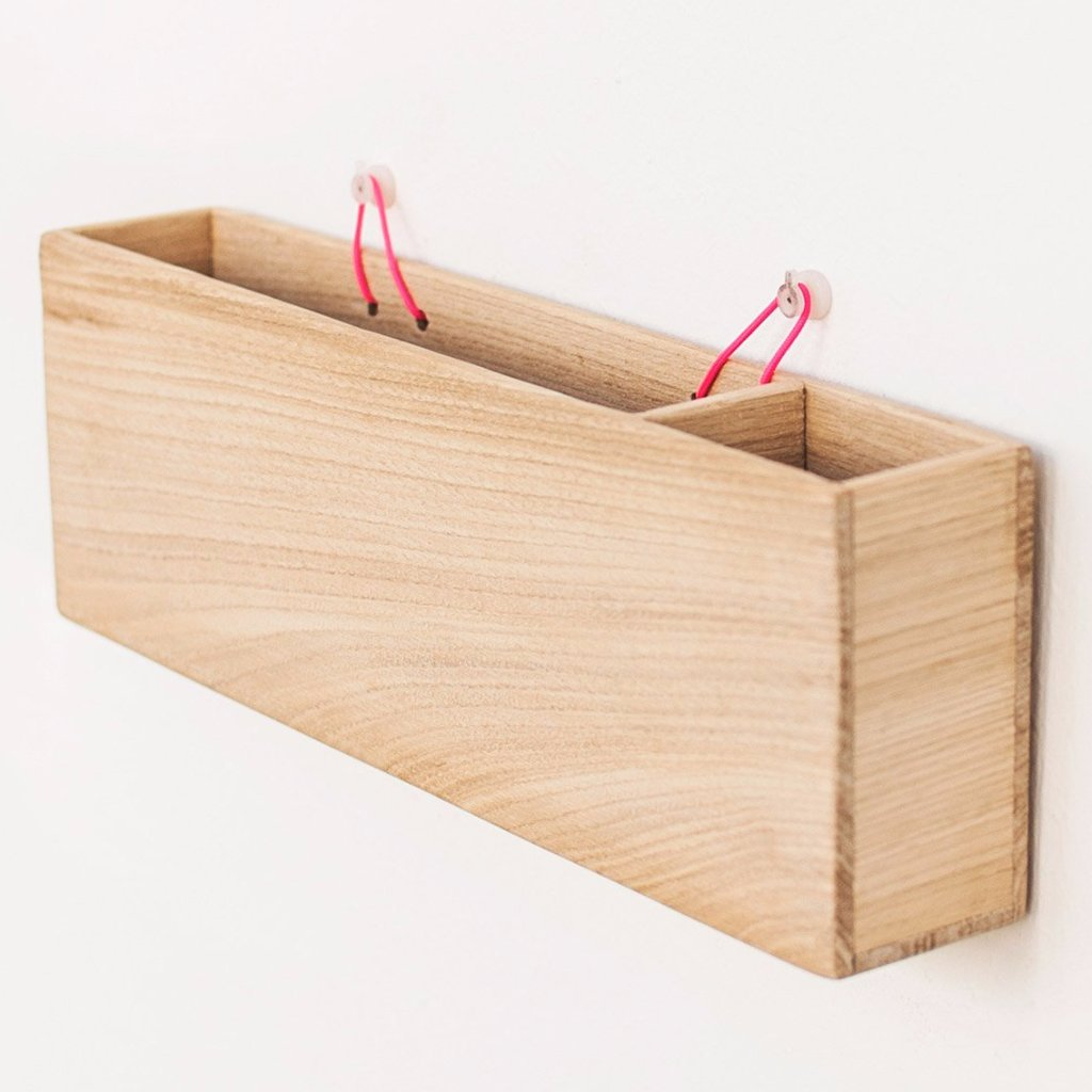 Hanging Wooden Organizer Box by Oitenta on OOSTOR.com