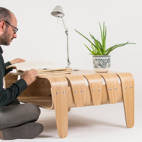 Eira Handmade Coffee Table by Oitenta on OOSTOR.com