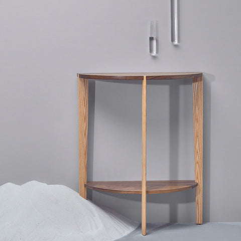 Dovetail Console Table by WE Living on OOSTOR.com