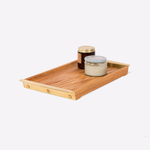 Medium Sheen Tray by WE Living on OOSTOR.com