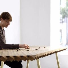Atlas Table by Fundamental Berlin on OOSTOR.com