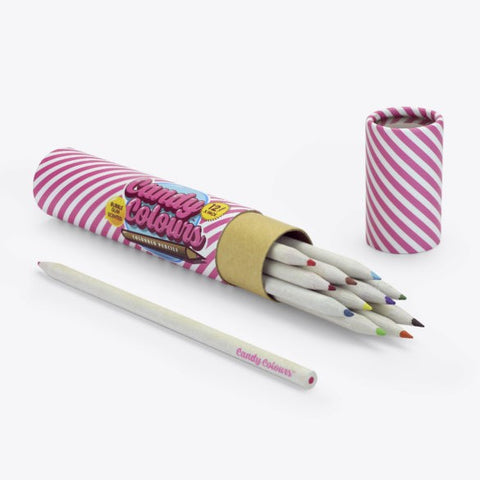 Candy Colour Scented Pencils by Mustard Gifts on OOSTOR.com
