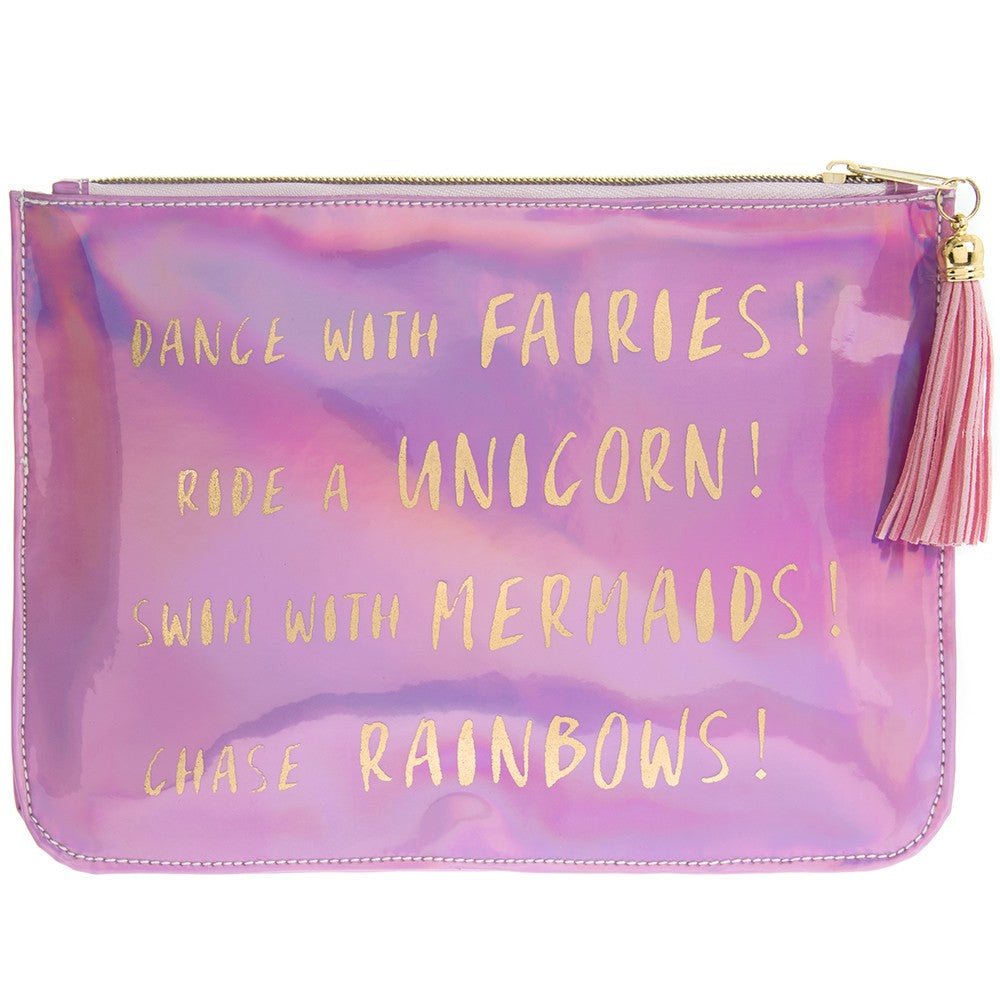 Fairy Shimmer Pouch by Sole Favors on OOSTOR.com